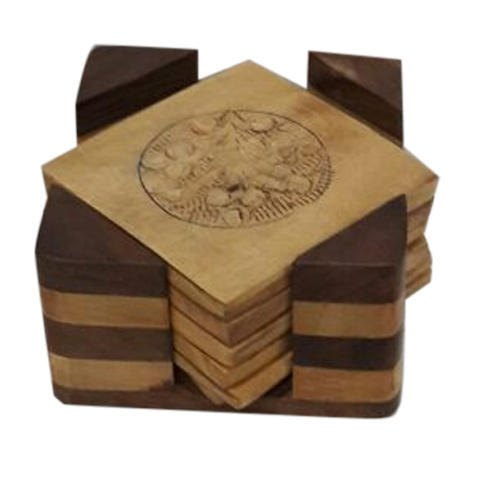 cool wooden coasters