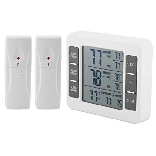 freezer temperature alarm